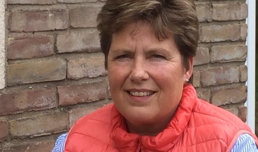 Janet Martin is al 23 jaar met veel plezier vrijwilliger bij Tusselerhof.
