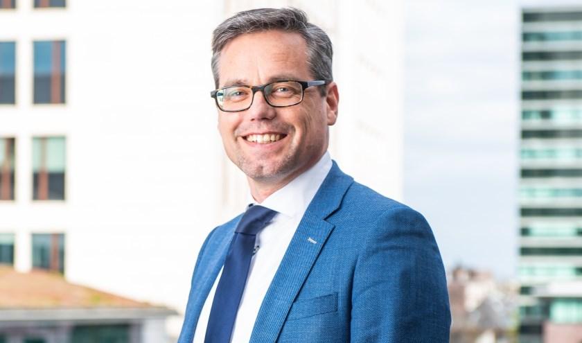 Arnold Versteeg, kandidaat voor het Europees Parlement