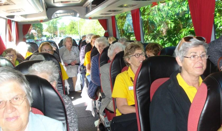 Op weg naar De Biesbosch