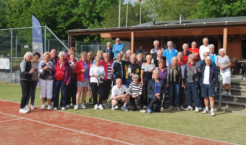 deelnemers aan het toernooi