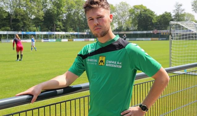 Mathijn Valster: klaar om Heerjansdam weer te dienen