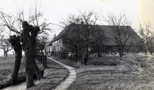 1990. Jutphaas Galecop Boerderij Bos. Foto: Museum Warsenhoeck.
