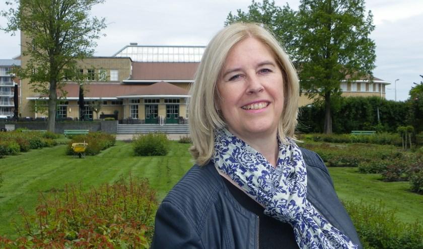 Anita Pannebakker ging van Boskoop naar Brussel en is nu kandidaat voor het Europees Parlement.