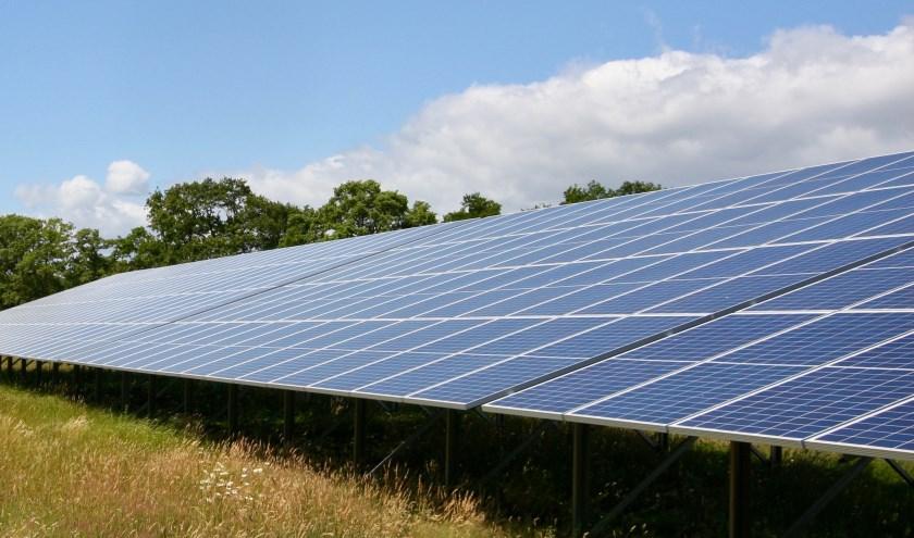 CDA Winterswijk is tegen grootschalige zonneparken in de cultuurhistorisch waardevolle landschappen