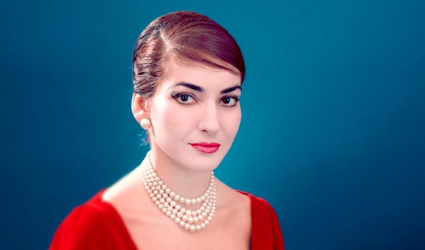 Maria by Callas.