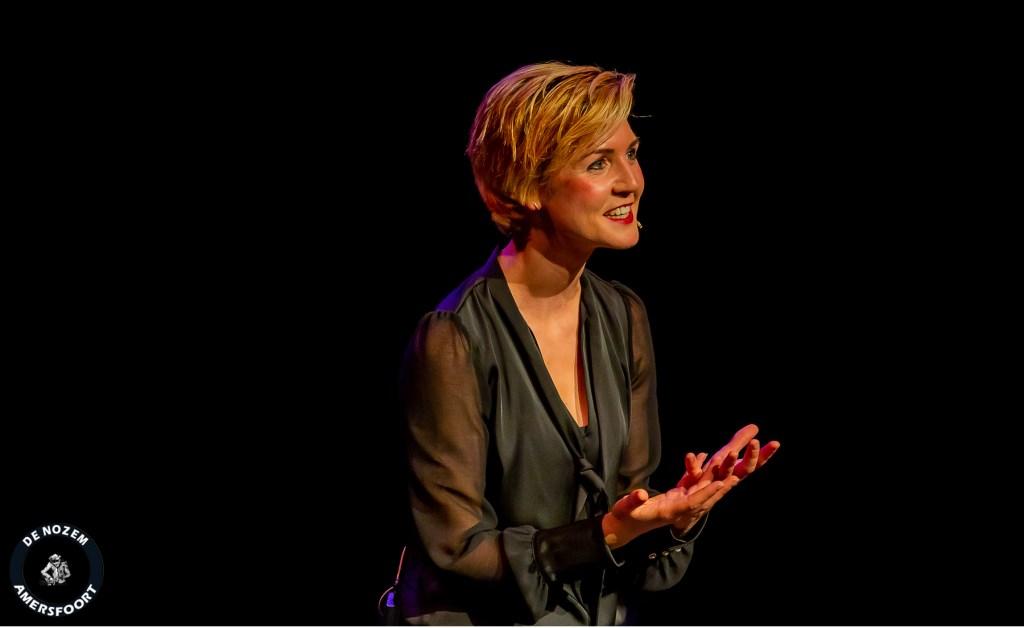 Mariska Boer speelt haar eerste grote solovoorstelling. Foto: PR Foto: Peter Putters © Persgroep