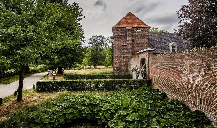 Landgoed Tongelaar is het decor van de landelijke Dag van het Kasteel. (Bas Driessen Fotografie)