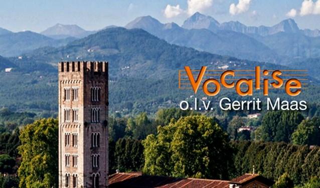 Het koor Vocalise uit Ede bestaat 25 jaar. Dit wordt gevierd met een koorreis naar Luca in Italië.