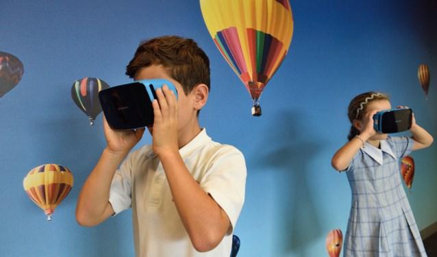 Gamen in de bioscoopzaal is iets nieuws van de afgelopen jaren en nu komt er een spectaculaire Virtual Reality ervaring bij. (Foto: pr)