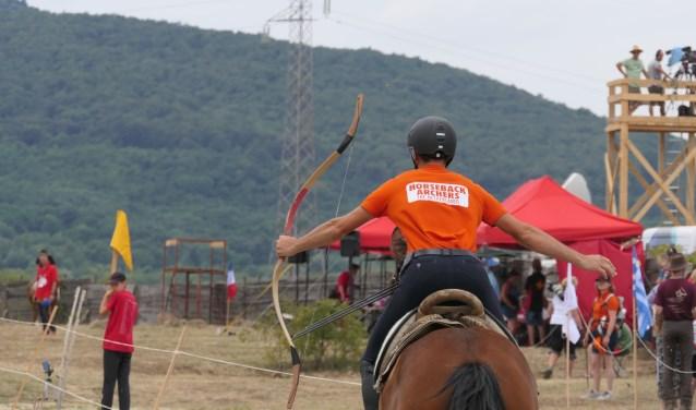 Bij het EK boogschieten te paard van 12 tot en met 15 september in Polen komen drie onderdelen aan bod: Hongaars, Koreaans en Pools.