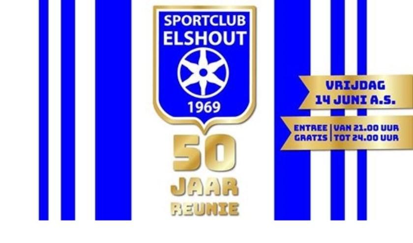 Sportclub Elshout viert het 50-jarig bestaan.