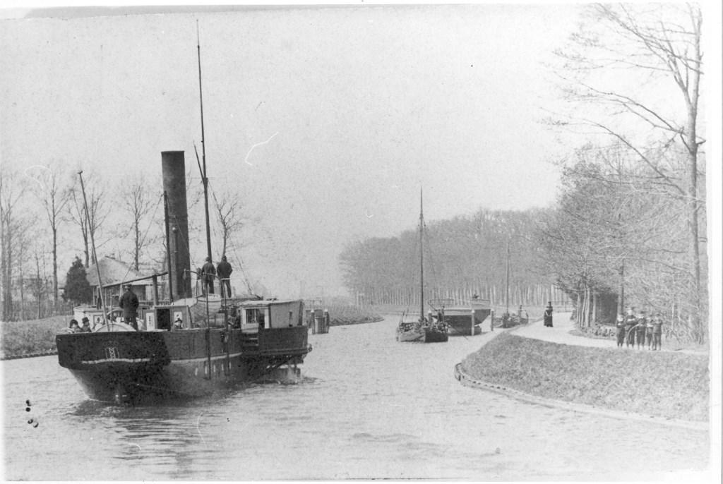 Op 24 augustus 1819 werd de Willemsvaart geopend.  © Persgroep