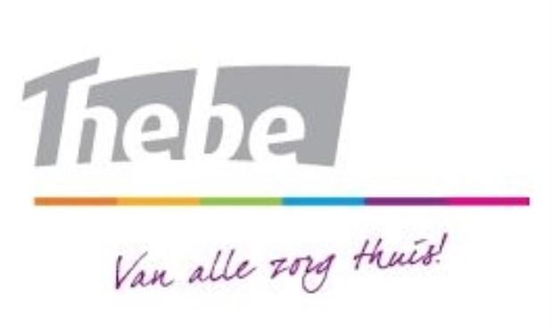 Thebe heeft veel ervaring met het bieden van zorg en behandeling: thuis, in een aantal woonzorgcentra en op locaties met bijvoorbeeld dagbesteding.