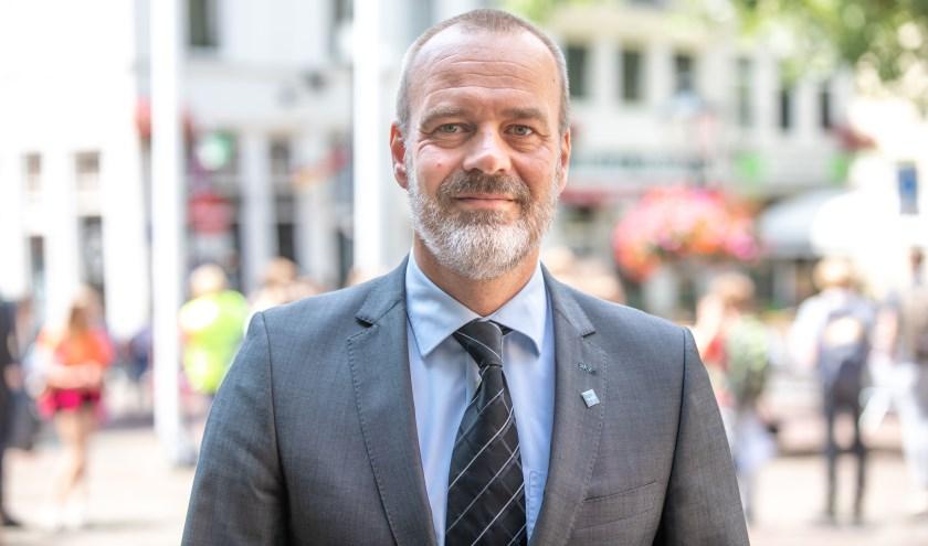 Wethouder Klaas Sloots