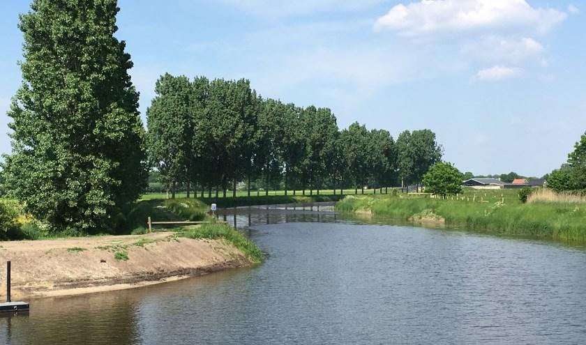 Volgens het burgerinitiatief van inwoners uit Esch vormt de Essche Stroom de natuurlijke grens tussen Esch en Vught.
