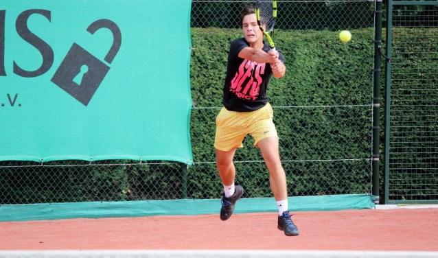 Dit jaar een tennistoernooi met een gouden randje. Rijnhuyse viert immers haar 50ste verjaardag.