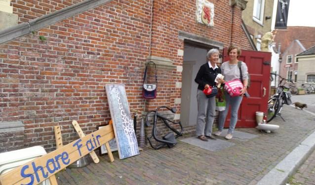 Op zaterdag 15 juni zal er in de stadskelder in Oudewater opnieuw een Share Fair worden gehouden.