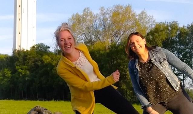 Het Dorpsfeest heeft een totaal nieuw kinderprogramma dankzij deze dames.