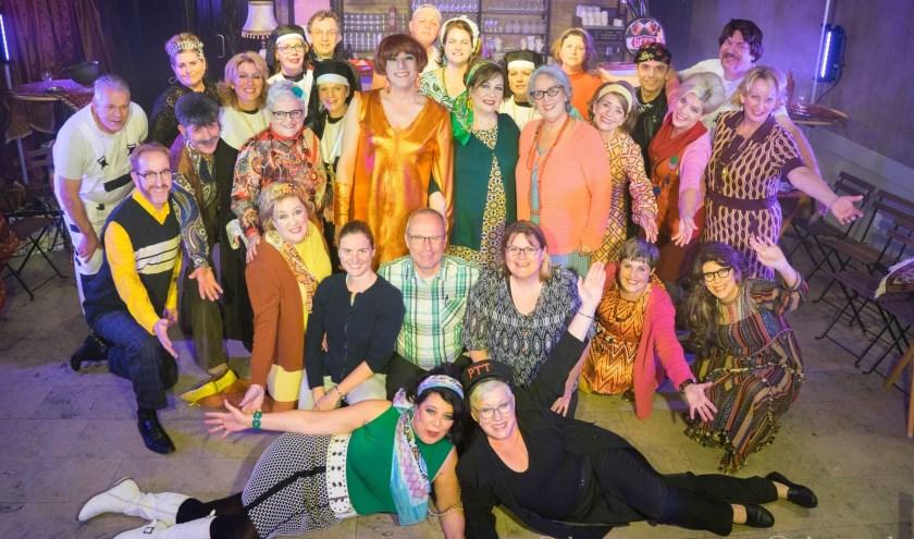 Cast Baronie MuziekTheater