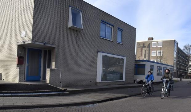 De portacabines aan de Rijkestraat moeten voor 15 juli verwijderd zijn. Foto: Marianka Peters