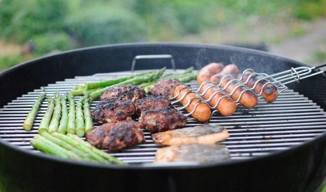 zonder overlast, wél barbecueën.