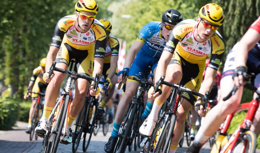 De Omloop der Kempen biedt prachtige wielersport. Foto: Leon van Bon.