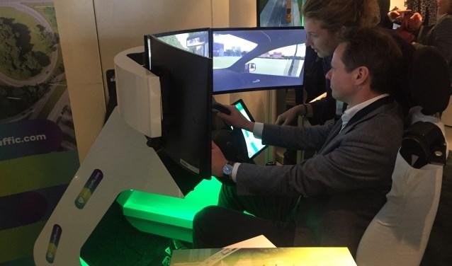 De Talking Traffic Simulator.
