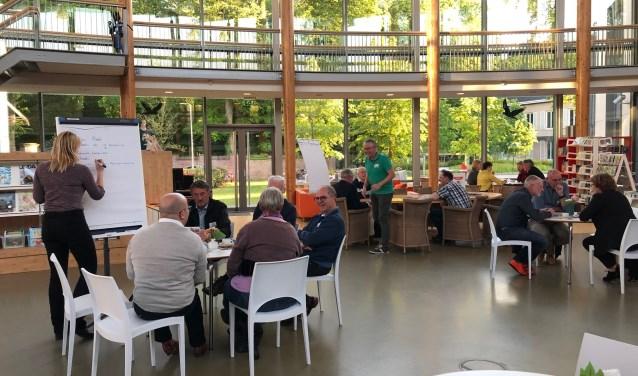 Op dinsdag 14 mei organiseerde gemeente Utrechtse Heuvelrug samen met het Regionaal Bureau voor Toerisme (RBT) Heuvelrug Vallei een succesvolle eerste netwerkbijeenkomst.