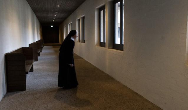 Zuster Margareth woonde ruim zestig jaar in het klooster op landgoed Doornburgh in Maarssen. Foto: RTV Utrecht