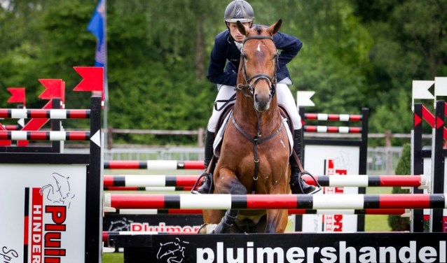Paardensport bij de Vjenneruiters, op donderdag 30 mei, vrijdag 31 mei en zaterdag 1 juni.