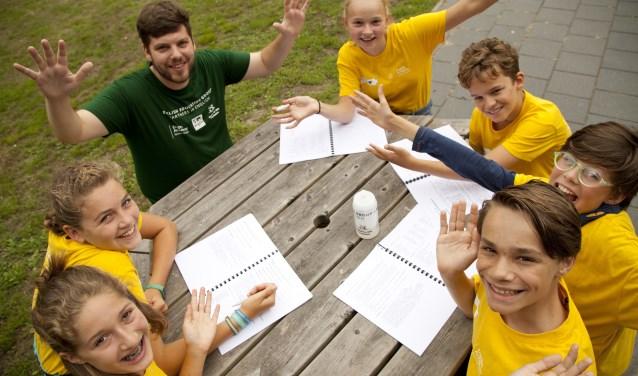 Kinderen hebben de grootste lol en leren bij tijdens de English Summer Experience van 12 tot en met 16 augustus.