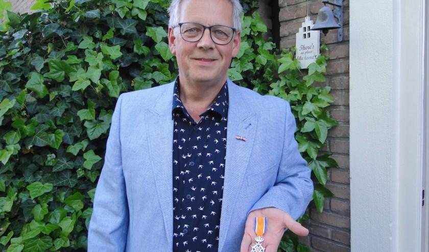 Wiet Verschure is dit jaar de enige Zutphenaar die in het kader van de jaarlijkse lintjesregen een onderscheiding heeft gekregen.