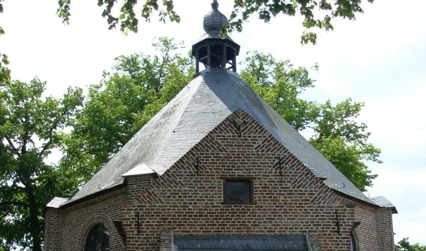 De kapel van Werbeeck.