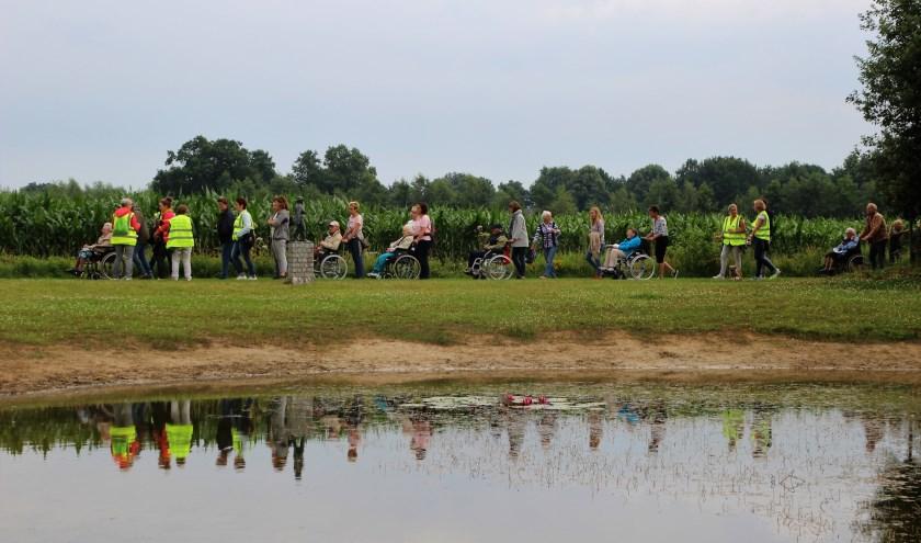 In Beltrum wordt er ook dit jaar weer een wandeldriedaagse gehouden.