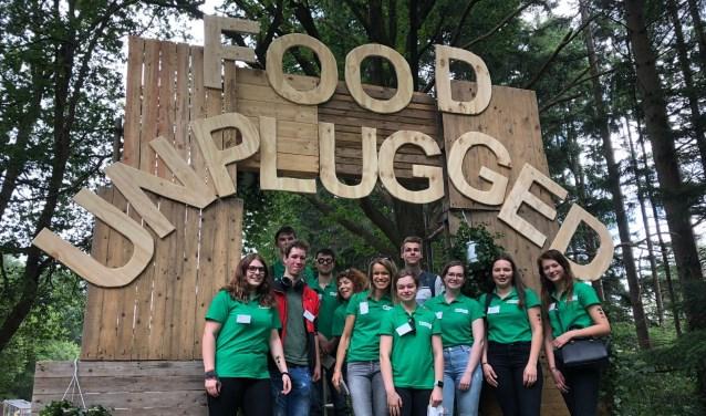 Foodstudenten Aeres werken samen met bedrijven tijdens projectweek