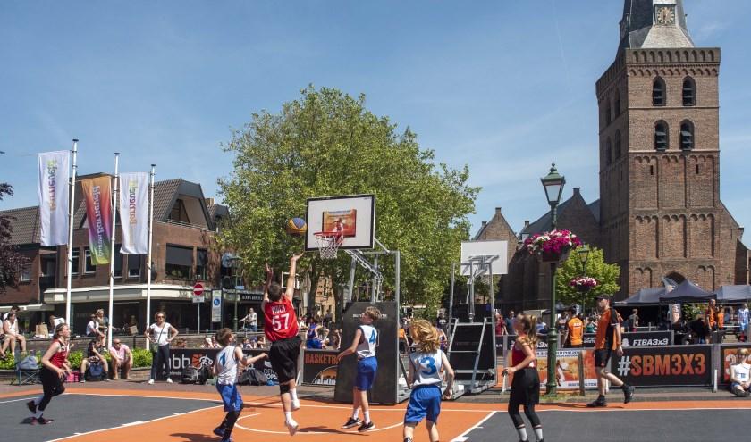 Eenmaal per jaar organiseert de vereniging samen met NBB en Gemeente het 'Streetball Masters Barneveld' toernooi.