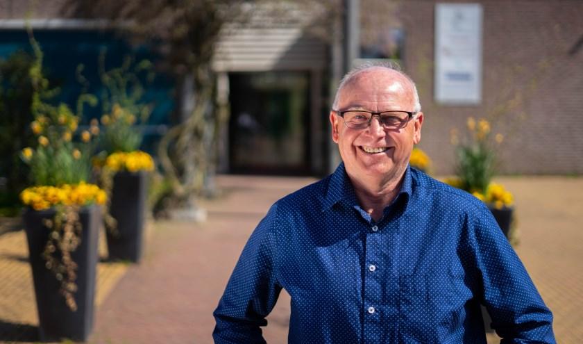 """Johan Nieuwenhuis is vrijwilliger """"in hart en nieren"""""""