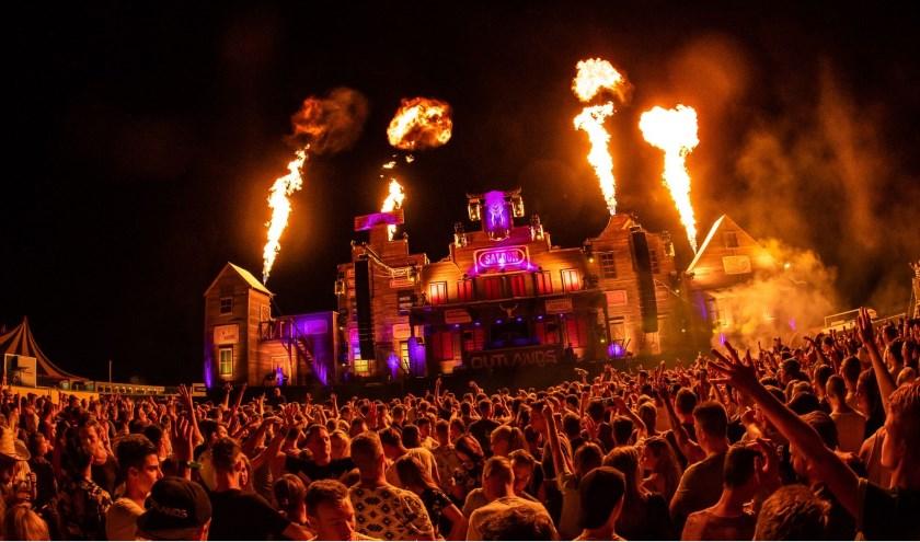 Outlands Festival 2019 vindt plaats van 21 tot en met 23 juni in Vierlingsbeek. (foto: Joris Bisschops)