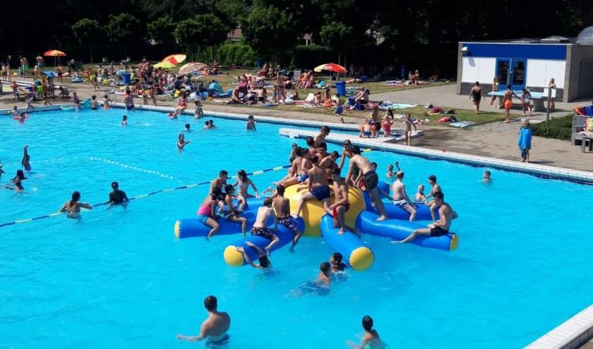 Beide zwembaden hebben dankzij de prettige samenwerking met Team:Fit een belangrijk doel bereikt