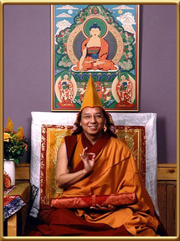 de derde kundeling rinpoche