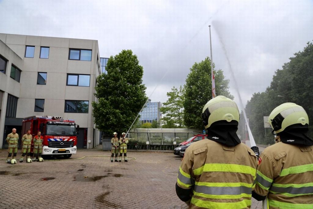 Foto: brandweer © Persgroep