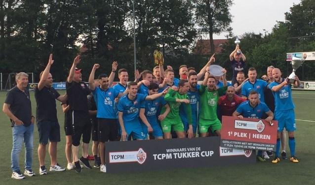 DETO heeft voor de tweede keer de Tukker Cup gewonnen.