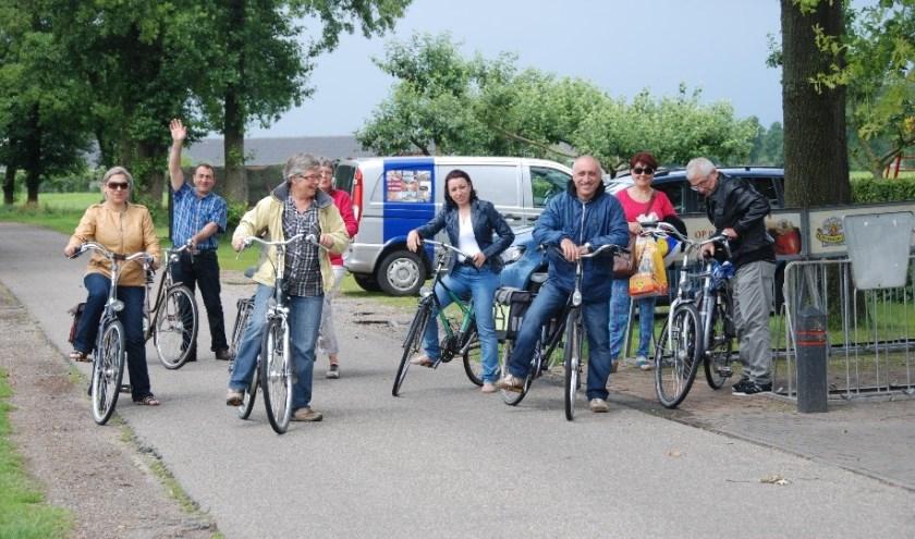 VluchtelingenWerk organiseert regelmatig activiteiten voor statushouders en inwoners van de gemeente met een Nederlandse achtergrond.