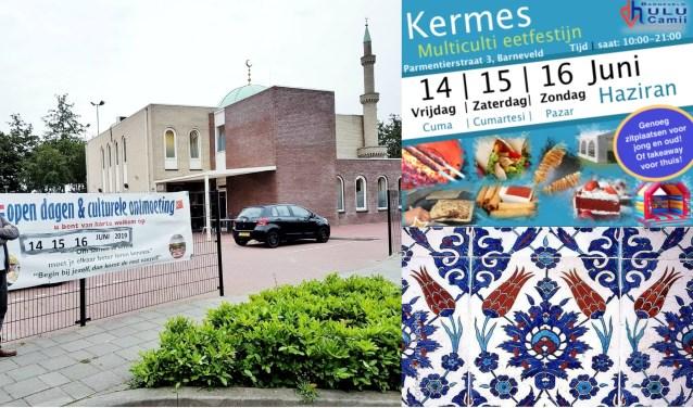 De Turkse gemeenschap in Barneveld houdt komend weekeinde  een eetfestijn