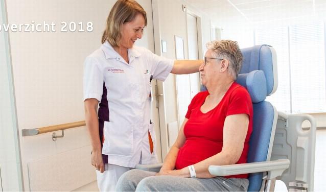 De komende jaren richt het St. Antonius zich op veilige en waardegedreven patiëntenzorg op het juiste moment. Foto: St. Antonius Ziekenhuis