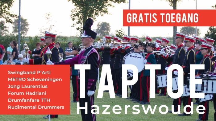 Activiteit: Taptoe Hazerswoude 2019 - Alphens Nieuwsblad