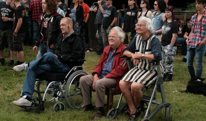 Het festival is ook heel erg trots op het diverse publiek wat zij aantrekt. Bovendien is letterlijke toegankelijkheid belangrijk. Het festival is rolstoelvriendelijk.