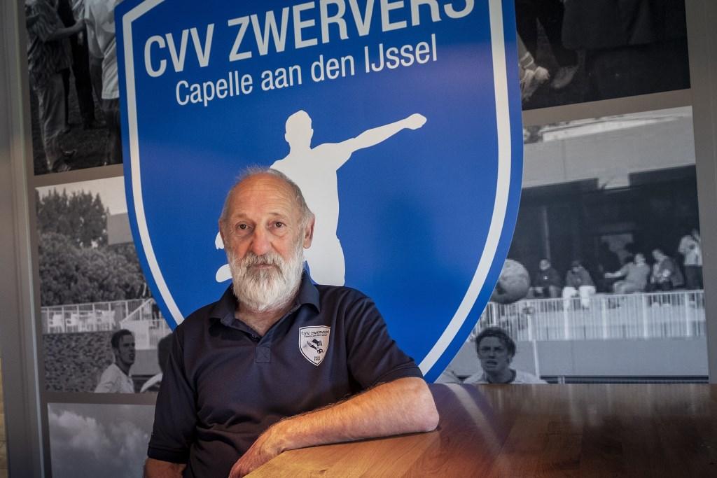 Dick Koolmees: Zwervers-man in hart en nieren. Foto: Wijntjesfotografie.nl © Persgroep