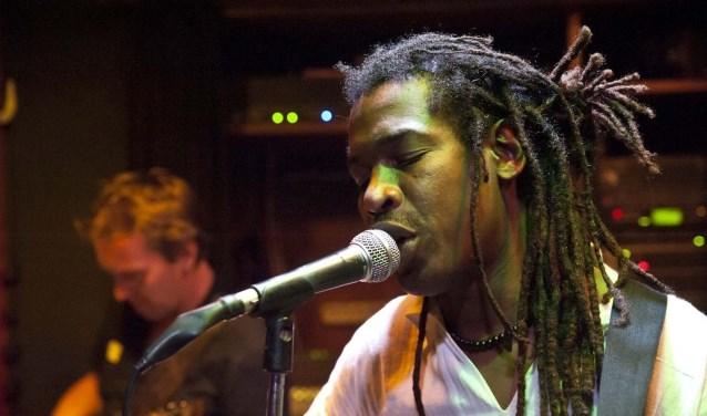 Omar Ka treedt ook op tijdens het Holland Afro Festival.