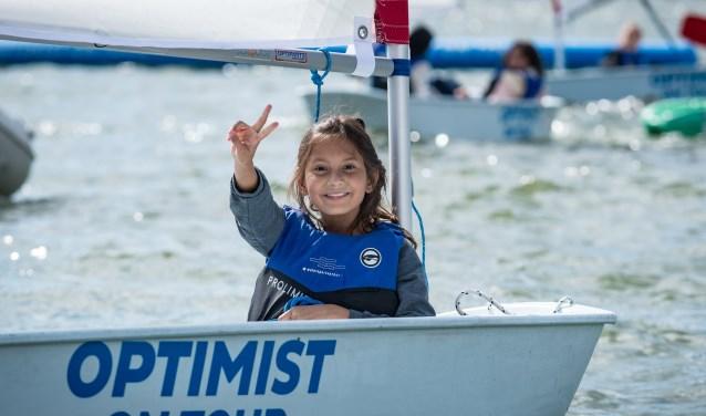 Op 15 juni vindt de Optimist on Tour plaats in Cuijk. (foto: persfoto)